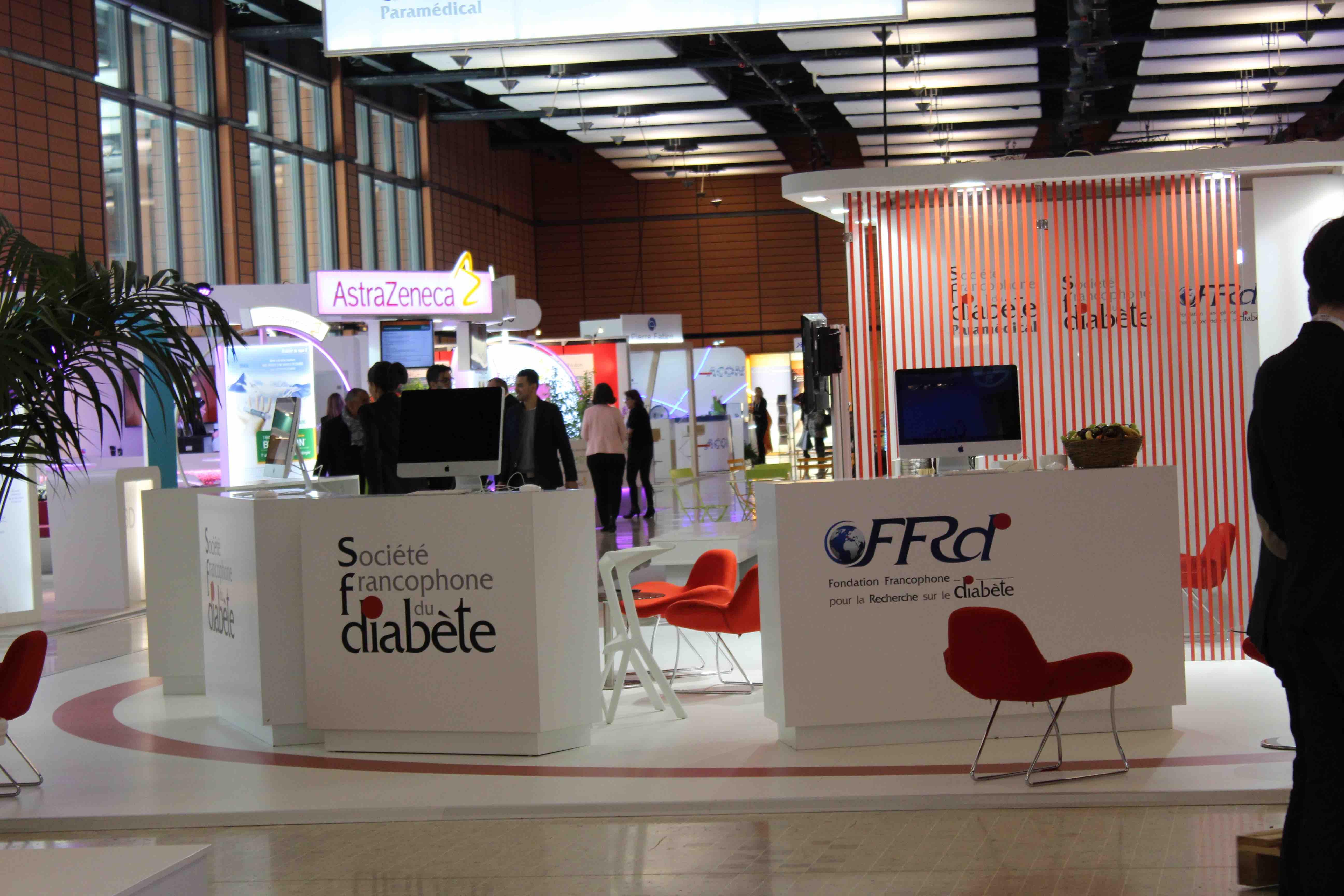 Stand SFD et FFRD