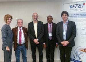 Lauréats Allocations de Recherche FFRD 2015
